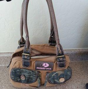 Mossy Oak purse